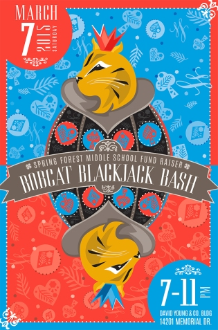 Bobcat Black jack Bash 2015