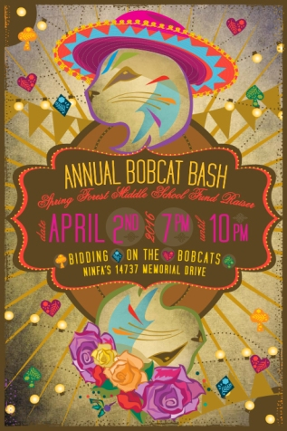 Bobcat Black Jack Bash 2016